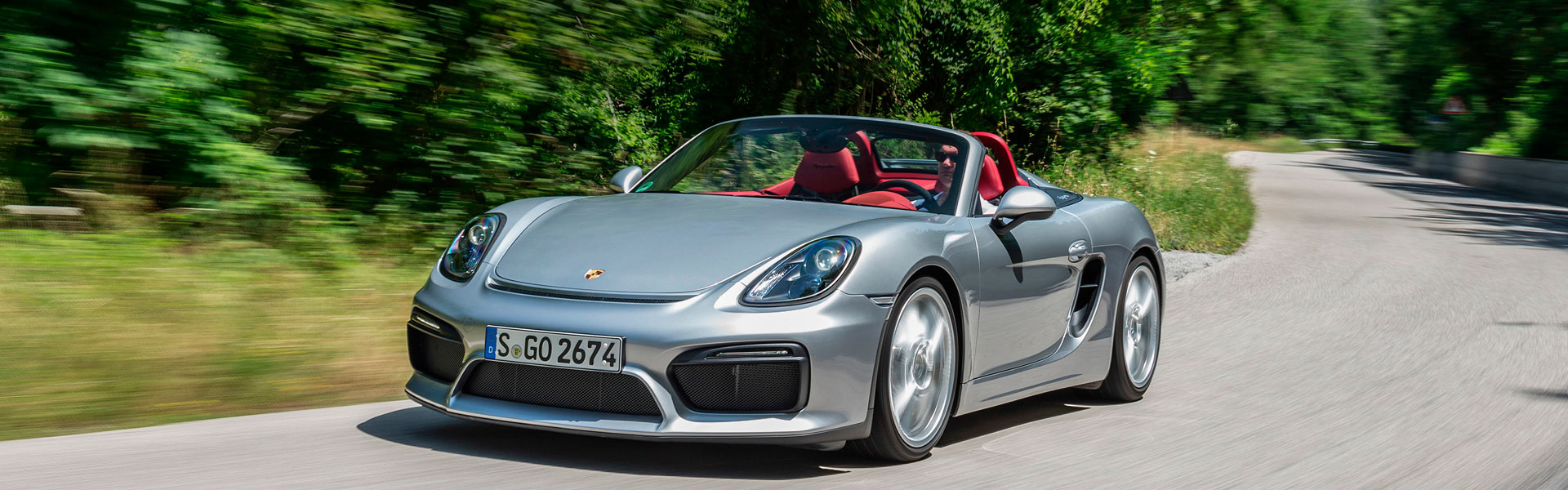 Сервис Porsche Boxster