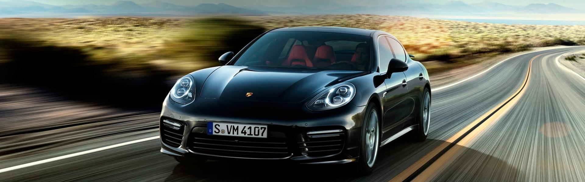 Сервис Porsche Panamera